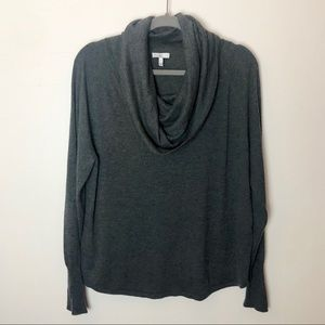 Joie cowl neck cashmere blend loose sweater